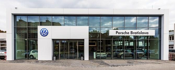 Porsche Inter Auto Slovakia s.r.o.
