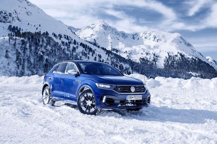 VW Zima 2021