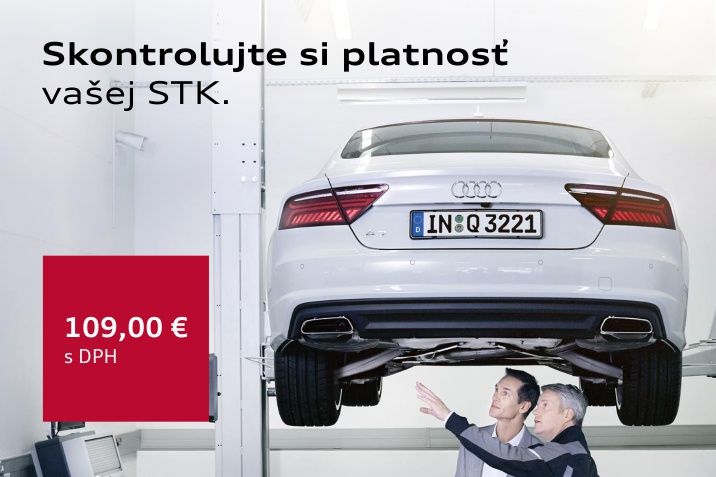 STK AUDI
